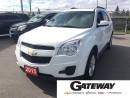Used 2015 Chevrolet Equinox LT1LT|BLUETOOTH|REMOTE START|PWR DRIVERS SEAT| for sale in Brampton, ON