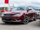 Used 2016 Chrysler 200 S for sale in Markham, ON