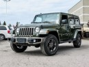 Used 2016 Jeep Wrangler for sale in Markham, ON