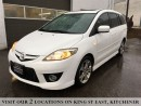 Used 2008 Mazda MAZDA5 GT 2.3L | LEATHER | HEATED SEATS for sale in Kitchener, ON