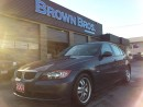 Used 2007 BMW 3 Series 323i, PANA ROOF, LEATHER, HTD FR SEATS for sale in Surrey, BC