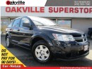 Used 2011 Dodge Journey CVP | 7 PASSENGER | DUAL CLIMATE CONTROL for sale in Oakville, ON