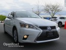 Used 2015 Lexus CT 200h A Package for sale in Richmond, BC