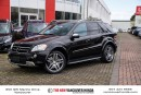 Used 2009 Mercedes-Benz ML63 AMG for sale in Vancouver, BC