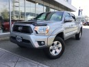 Used 2015 Toyota Tacoma Leather,Navi,one owner,local for sale in Surrey, BC