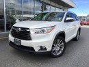 Used 2014 Toyota Highlander XLE,Nav,loclal, for sale in Surrey, BC
