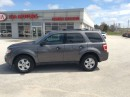 Used 2011 Ford Escape XLT for sale in Owen Sound, ON