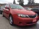 Used 2008 Subaru Impreza 2.5i for sale in Scarborough, ON