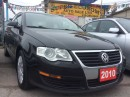 Used 2010 Volkswagen Passat COMFORTLINE for sale in Scarborough, ON