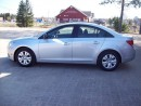Used 2013 Chevrolet Cruze LS for sale in Sundridge, ON