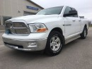 Used 2012 RAM 1500 SLT for sale in Selkirk, MB
