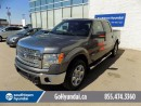 Used 2014 Ford F-150 CREW CAB, ECO BOOST, 4X4. for sale in Edmonton, AB