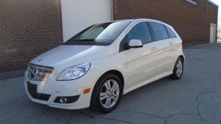 Used 2009 Mercedes-Benz B200 SPOTLESS-PANO ROOF,HEATED SEATS,BLUETOOTH for sale in North York, ON
