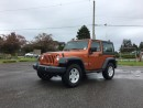 Used 2011 Jeep Wrangler Sport 4X4 + NO EXTRA DEALER FEES for sale in Surrey, BC