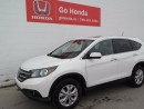 Used 2013 Honda CR-V for sale in Edmonton, AB