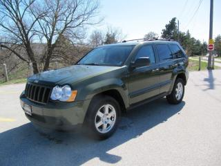 Used 2008 Jeep Grand Cherokee Laredo for sale in Newmarket, ON