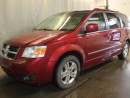 Used 2010 Dodge Grand Caravan SE - HEATED FRONT SEATS - LEATHER - REAR BACK UP CAMERA for sale in Edmonton, AB
