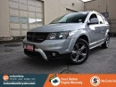 Used 2016 Dodge Journey CROSSROAD, NO HIDDEN FEES, GREAT CONDITION, LOW MILEAGE, FREE LIFETIME ENGINE WARRANTY! for sale in Richmond, BC