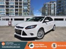 Used 2014 Ford Focus TITANIUM, NO ACCIDENTS, GREAT CONDITION, NO HIDDEN FEES, FREE LIFETIME ENGINE WARRANTY! for sale in Richmond, BC