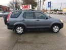 Used 2006 Honda CR-V SE,MANUAL,AWD,SAFETY+3YEARS WARRANTY INCLUDED for sale in North York, ON