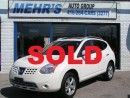 Used 2010 Nissan Rogue SL Loaded Well Maintained At Nissan Sunroof Mint for sale in Scarborough, ON