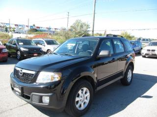 Used 2010 Mazda Tribute GX AWD Remote Start Engine for sale in Newmarket, ON