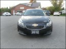 Used 2012 Chevrolet Cruze LT for sale in Omemee, ON