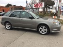 Used 2006 Subaru Impreza 2.5,AUTO,WAGON AWD,SAFETY E/T+3YEARS WARRANTY INCL for sale in North York, ON