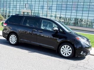 Used 2013 Toyota Sienna XLE|AWD|LTD|NAVI|REARCAM|DUAL DVD|PANOROOF for sale in Scarborough, ON