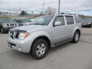 Used 2005 Nissan Pathfinder SE AWD 7 passenger , Sunroof for sale in Newmarket, ON
