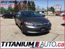 Used 2012 Honda Civic LX+Bluetooth+Alloys+Keyless+Cruise & Traction Cont for sale in London, ON