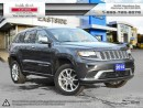 Used 2014 Jeep Grand Cherokee SUMMIT DIESEL ENGINE ! IT HAS ALL TOYS for sale in Markham, ON
