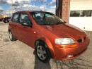 Used 2007 Pontiac Wave NO ACCIDENT - SAFETY & WARRANTY INCL for sale in Cambridge, ON