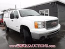 Used 2013 GMC SIERRA 1500 SLE EXT CAB 4WD for sale in Calgary, AB