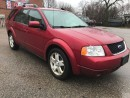 Used 2007 Ford Freestyle Limited AWD - COMING SOON - NO ACCIDENT for sale in Cambridge, ON