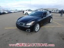 Used 2011 Infiniti G37 PREMIUM 2D COUPE AWD 3.7L for sale in Calgary, AB
