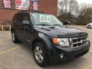 Used 2008 Ford Escape XLT - 4WD - SAFETY & WARRANTY INCL for sale in Cambridge, ON