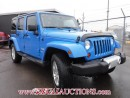Used 2011 Jeep Wrangler Unlimited Sahara 4D Utility 4WD for sale in Calgary, AB