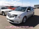 Used 2010 Nissan SENTRA S 4D SEDAN 2.0L for sale in Calgary, AB