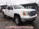 Used 2013 GMC SIERRA 2500HD SLE CREW CAB 4WD for sale in Calgary, AB