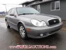 Used 2004 Hyundai SONATA GL 4D SEDAN for sale in Calgary, AB