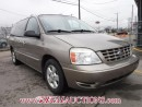 Used 2006 Ford FREESTAR SEL 4D WAGON for sale in Calgary, AB
