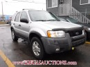 Used 2002 Ford ESCAPE XLT 4D UTILITY 4WD for sale in Calgary, AB
