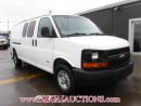 Used 2007 Chevrolet EXPRESS 2500  CARGO VAN for sale in Calgary, AB