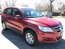Used 2010 Volkswagen Tiguan ONE OWNER-NO ACCIDENT-SAFETY & E-TESTED for sale in Cambridge, ON