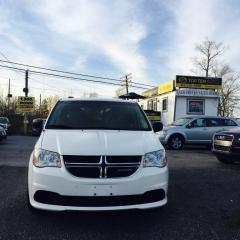 Used 2013 Dodge Grand Caravan PRE-OWNED CERTIFED-U CONNECT ++++ for sale in Scarborough, ON