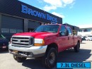 Used 2000 Ford F-350 7.3L POWER STROKE DIESEL XL for sale in Surrey, BC
