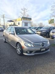 Used 2009 Mercedes-Benz C350 PRE-OWNED CERTIFIED- True Pride of Ownership A+++ for sale in Scarborough, ON
