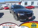 Used 2014 Chrysler 300 S | ROOF | LEATHER | NAV | PREMIUM AUDIO for sale in London, ON