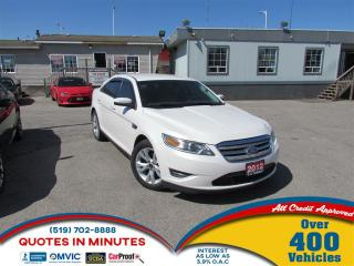 Used 2012 Ford Taurus SEL | AWD | LEATHER | BLUETOOTH for sale in London, ON